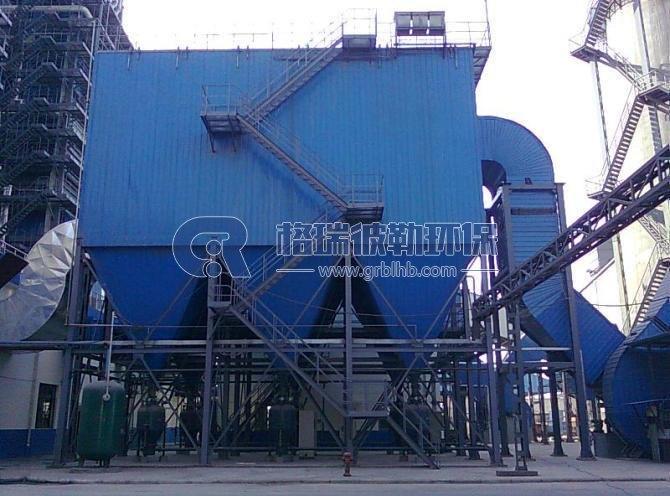 枣庄泉石工贸有限公司发货除尘器设备