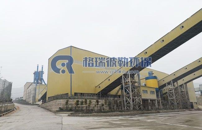 枣庄泉兴水泥有限公司安装仓顶除尘器