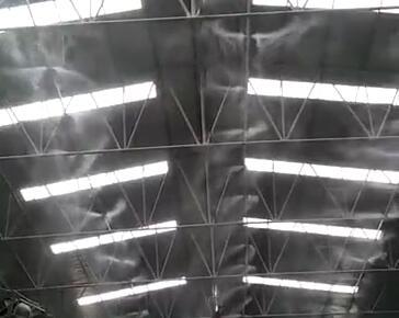 智能雾化降尘系统