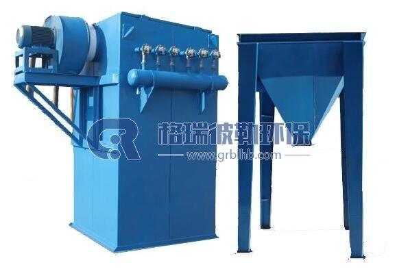 GQM系列气箱脉冲袋式除尘器