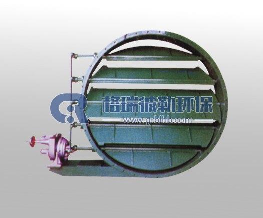 YBQZ-0.5多叶气流调节阀