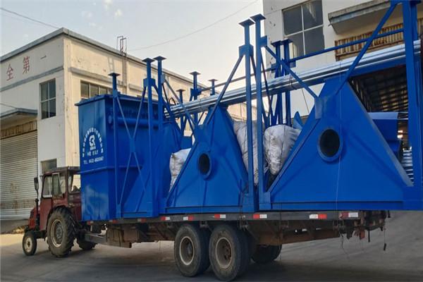 山东魏桥旗下某铝厂选用了我们布袋除尘器设备